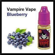Vampire Vape *4 x 10ml - Blueberry 6mg E-Liquid