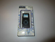 SAMSONITE METAL CASE BLACK HARD COVER FOR IPOD NANO 1G 2G 1st 2nd Gen INA7BK