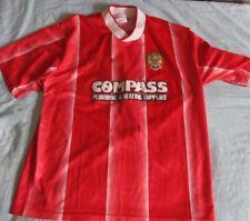Dagenham & Redbridge Player Shirt.