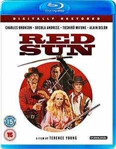 Red Sun [Blu-ray] [DVD][Region 2]