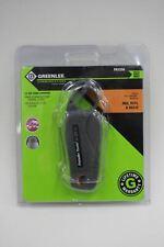 GREENLEE Paladin Tools PA1256 Cable Stripping Tool RG8, RG11 & RG213 NEW