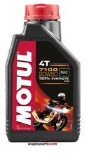 Aceite Motos 4T Motul 7100 20W50, 1 litro