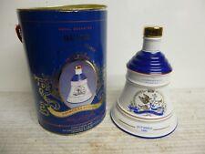 Wade Bells Whisky Decanter Princess Eugene 1990