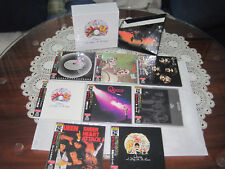 QUEEN- BOX SET A NIGHT AT THE OPERA- 8 CD MINI LP-JAPAN 25 ANNIVERSARY 1975-1998