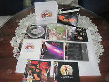 QUEEN- BOX SET A NIGHT AT THE OPERA- 8 CD MINI LP-JAPAN 25 ANNIVERSARY 1975-1998