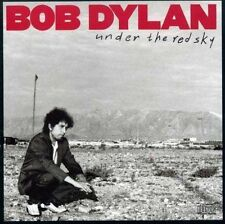 "BOB DYLAN ""UNDER A RED SKY"""