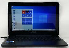 Asus Transformer TP200S Laptop Celeron N3710 1.60GHz 2GB RAM 11.6 32GB eMMC Used