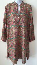 Zara V-Neck Shirt Dresses for Women