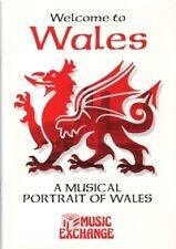 Bienvenue au pays de Galles chansons du pays de Galles PVG *