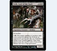 4x Geth, Lord of the Vault SOM No64 Scars of Mirrodin MTG NM/Unplayed Eng MR X4
