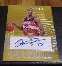 OTTO PORTER AUTO RC /10 SSP GOLD ON CARD AUTOGRAPH ROOKIE SP 2013 PREFERRED SICK