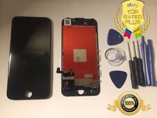 BLACK For iPhone 7 PLUS Assembly Genuine OEM LCD Digitizer Screen Replacement UK