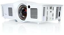 Optoma Gt1080e Full HD 1080p Short Throw 3000 ANSI Lumens DLP Projector