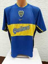 CA Boca Juniors Jersey Shirt 2001 Trikot Camiseta Nike Maglia Camisola Quilmes L