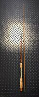 Rare Vintage Mills and Son Makers New York Standard 5'8' Bamboo Fishing Rod