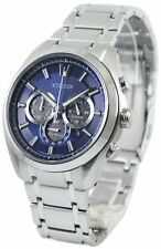 Citizen Eco-Drive Titanium Chronograph CA4010-58L Men's Watch