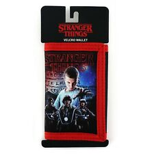 Netflix Stranger Things - Eleven w/ Raised Hand Character Trifold Wallet