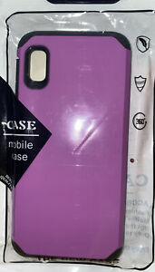Samsung Galaxy A10e Phone Case / Shell Light Purple