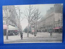 cpa 75 paris avenue bousquet de l ecole militaire 7e