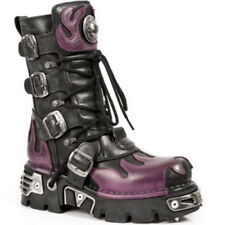 Botas de hombre New Rock color principal morado