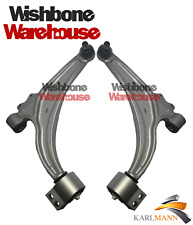 fits CHEVROLET CRUZE FRONT LOWER SUSPENSION WISHBONE ARMS LEFT & RIGHT SET