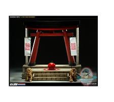 "G.I. Joe Arashikage Temple 12"" Environment Sideshow Collectibles"