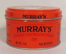 MURRAY'S (MURRAYS) SUPERIOR HAIR DRESSING POMADE 3OZ