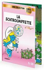 Pièce 10 euro argent 2020 schtroumpf couleur (France)