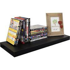Hudson Floating Shelving | High Gloss | Floating Shelf Shelves Unit Kit Home New