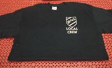 Barenaked Ladies BNL Local Crew Concert Shirt Black Size Large  NWOT