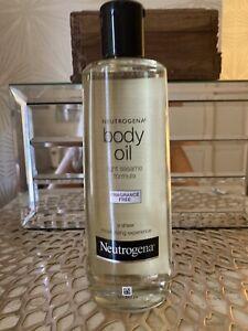Neutrogena Body Oil Light Sesame Formula
