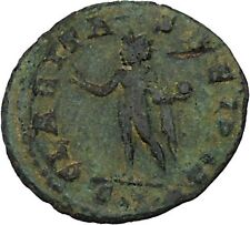 CONSTANTINE II Constantine the Great  son  Ancient Roman Coin Sol Cult i46005