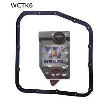 WESFIL Transmission Filter FOR Toyota CELICA 1994-1999 A140 WCTK6