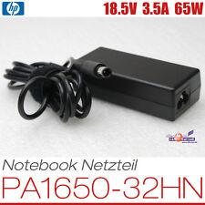 Notebook HP Alimentatore AC ADAPTER PSU ppp009l pa-1650-02hc 18.5v 3.5a 65w 384019