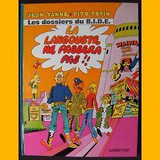 Les dossiers du Bide La LANGOUSTE NE PASSERA PAS ! 1969