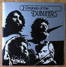 THE DUBLINERS 2 Originals Of The Dubliners - Volume One 2-LP/IRISH/FOC
