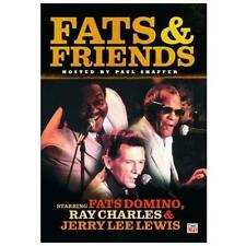 Time Life - Fats & Friends DVD Fats Domino - Jerry Lee Lewis - Ray Charles RARE