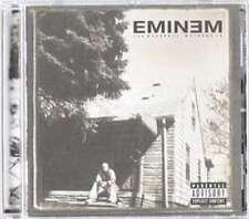 EMINEM THE MARSHALL MATHERS CD NEW