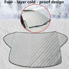 Universal 4seasons Car Front Windshield Snow Ice Cover Frost Sun Shade Protector