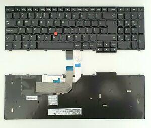 Lenovo IBM ThinkPad e550 e550c e555 e560 e560c e565 Tastatur UK 04y0313 04y0301