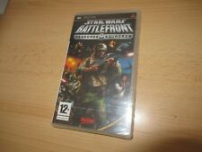Star Wars Battlefront: Renegade Squadron (Sony PSP, ) New & Sealed pal