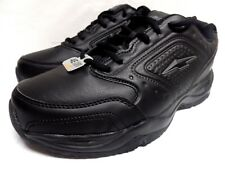 Mens Avia Front Runner Walking Shoes  W 4E Wide NWT Cantilever Black