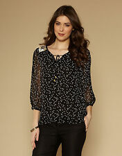Monsoon Spotted Tops & Shirts for Women