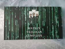 Matrix cofanetto a edizione limitata 3 dvd con foto  collezione azione