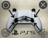 NEW Dualsense PS5 Controller w/ REMAPPED Back BUTTON Paddles SCUF-Like MODDED