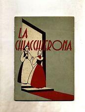 Eugenia Graziani Camillucci # LA CHIACCHIERONA#La Scuola Editrice-Il Filo d'oro