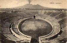 Postcards Italy Pompei Anateato unposted B4326