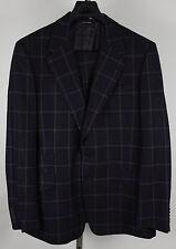 New mens US 44 Paul Smith London Abbey Road black suit blazer jacket coat check
