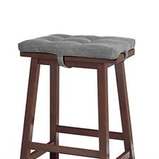 New listing baibu Stool Cushion Rectangular, Super Soft Saddle Stool Cushions Bar Stool with