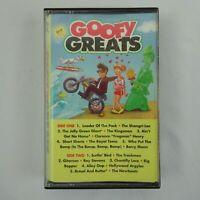 K-Tel Goofy Greats Cassette Various Artists